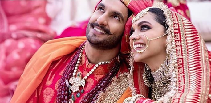 Ranveer Singh and Deepika Padukone's Wedding Highlights - f