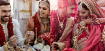 Ranveer and Deepika Wedding Highlights f image
