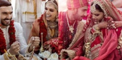 Ranveer Singh and Deepika Padukone's Wedding Highlights