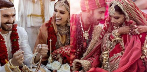Ranveer and Deepika Wedding Highlights f image