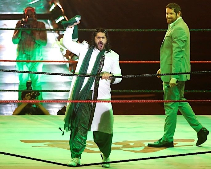 Ring of Pakistan Wrestling Season 2k18: #FightForPeace - Pro Wrestling Entertainment - ambitious targets