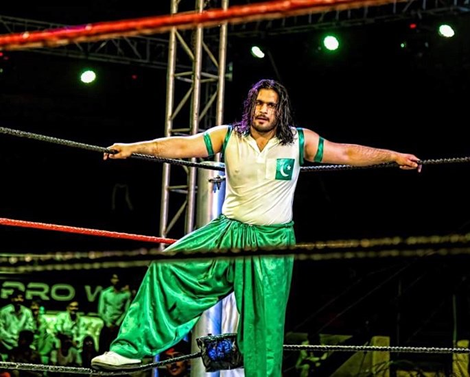Ring of Pakistan Wrestling Season 2k18: #FightForPeace - Pro Wrestling Entertainment