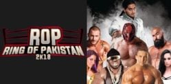 Ring of Pakistan Wrestling Season 2K18: Fight For Peace