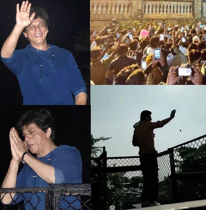 SRK celebrates 53rd Birthday with Zero Trailer greets