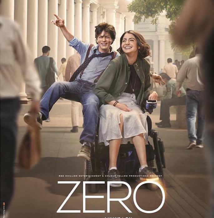 SRK celebrates 53rd Birthday with Zero Trailer zero