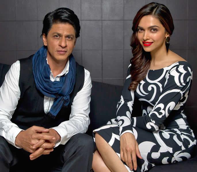 SRK ने प्रियंका चोपड़ा से किया शादी का सवाल - दीपिका