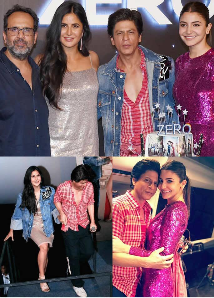 SRK ने प्रियंका चोपड़ा की शादी पर किया सवाल - शून्य