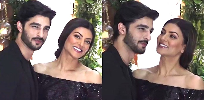 Sushmita Sen to marry rumoured beau Rohman Shawl in 2019? f
