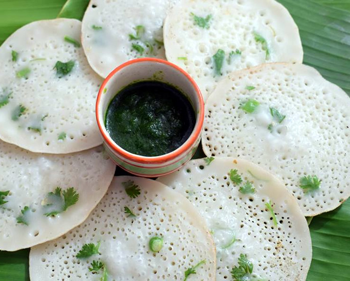 Sweet and Savoury Snacks Enjoyed in a Bengali Household - Chitoi Pitha