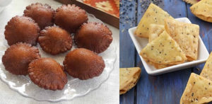 Sweet and Savoury Snacks Enjoyed in a Bengali Household - f