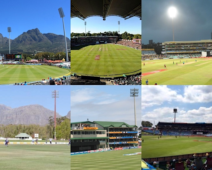 The Mzansi Super League T20 Cricket 2018 - Venues and Format