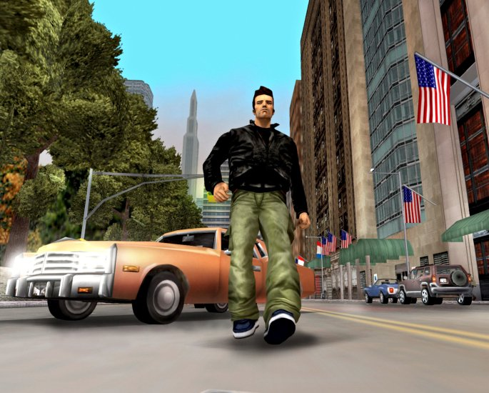 The best Grand Theft Auto games enjoyed by Brit-Asians - gta 3