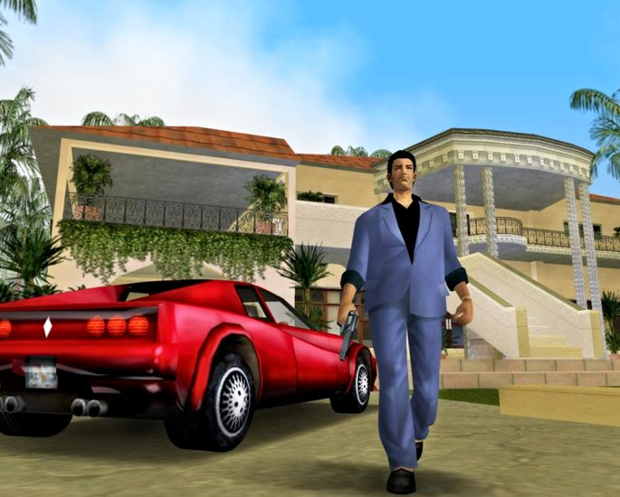 The best Grand Theft Auto games enjoyed by Brit-Asians - vice city