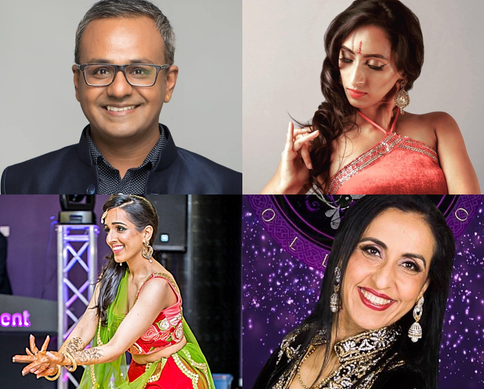 The judges Just Bollywood 2018 - in article