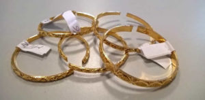 Three Birmingham Jewellers jailed for £1m Gold Bangles Scam f