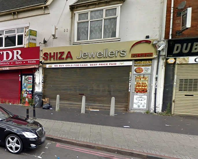 Three Birmingham Jewellers jailed for £1m Gold Bangles - Shiza