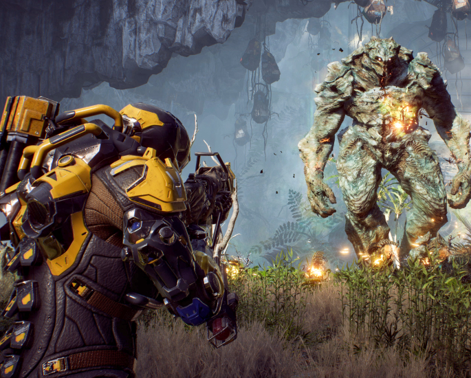 Top Video Games to look out for during 2019 - anthem