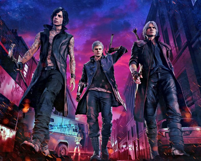 Top Video Games to look out for during 2019 - devil may cry