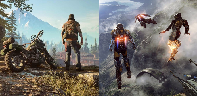 Top Video Games to look out for during 2019 f