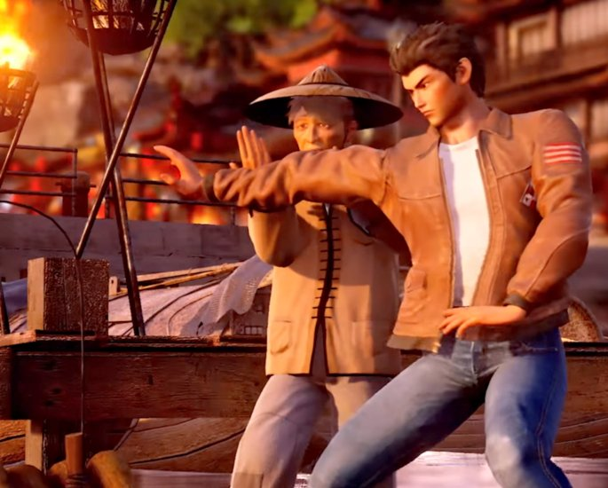 Top Video Games to look out for during 2019 - shenmue