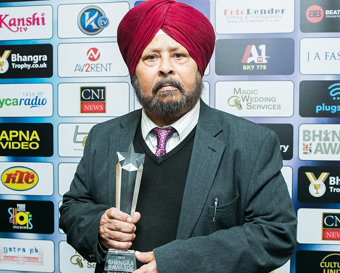 UK Bhangra Awards 2018 Highlights and Winners - Jandu Littranwala
