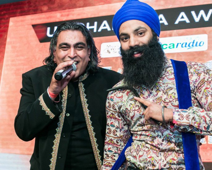 UK Bhangra Awards 2018 Highlights and Winners - dara shaktee