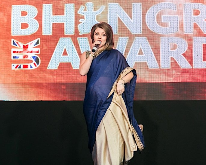 UK Bhangra Awards 2018 Highlights and Winners - nesdi jones