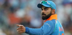 Virat Kohli gets Trolled on Twitter for Slamming Fan