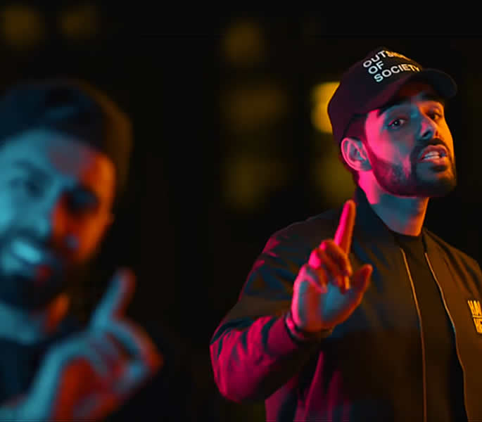 Yamla Jat by Raxstar, ft Pav Dharia is a Fitting Creative Tribute - pav