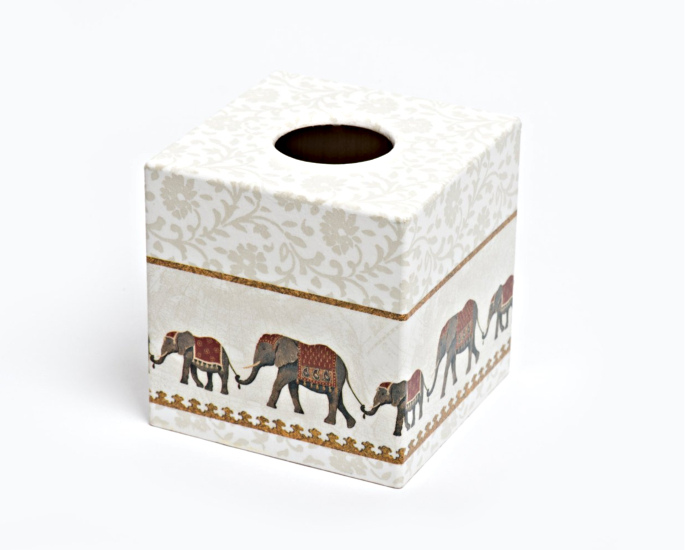 decorative tissue box 10 ways to add a desi accent to your homeware - in article