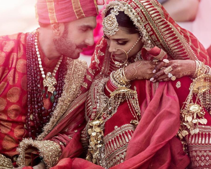 deepveer shaadi second ceremony - in article