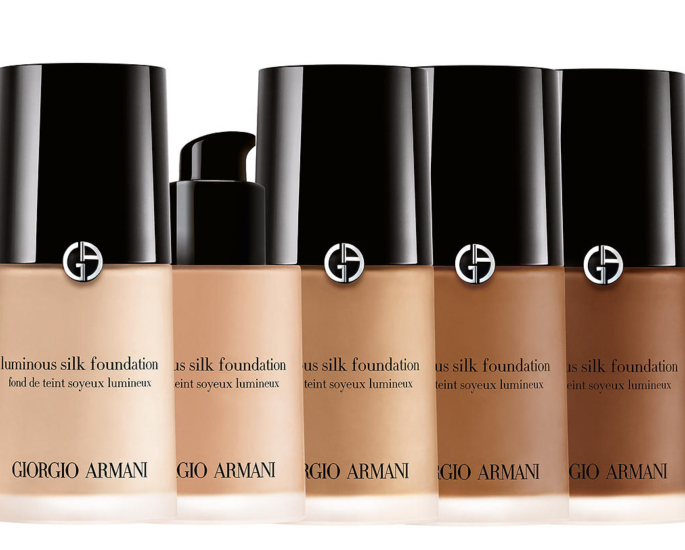 girgio armani luminous silk 12 best foundations - in article