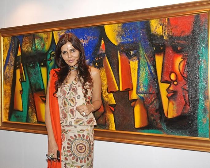 india art festival diversity - in article