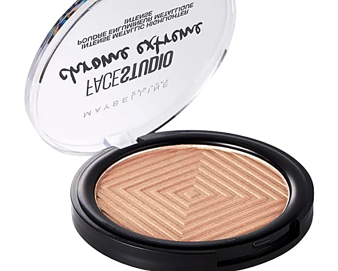 maybelline gold highlighter 5 best highlighters - in article