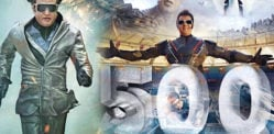 2.0 is a Worldwide Blockbuster after Surpassing 500 crore