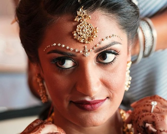 20 Bindi Designs which are Very Fashionable - Bridal