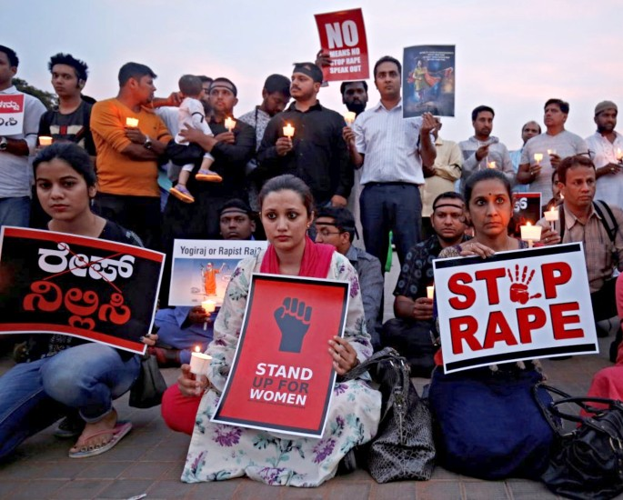 3 year-old Indian Girl Raped by Neighbour in Delhi