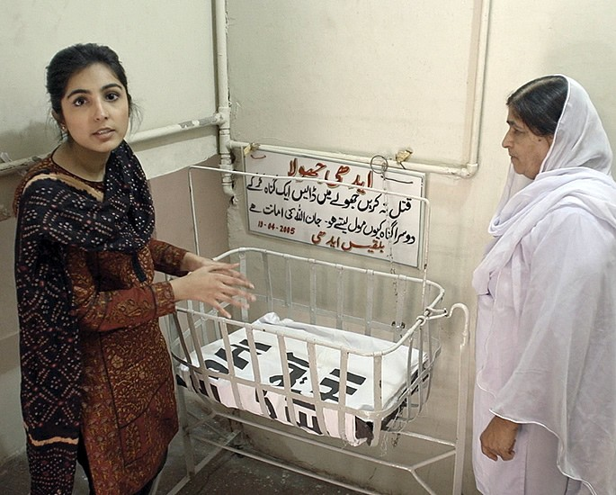 Abortion Levels in Pakistan is One of the World's Highest - infanticide