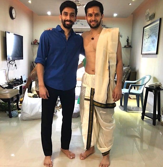 Ace Shuttlers Saina Nehwal & Parupalli Kashyap get married - Gurusai Dutt