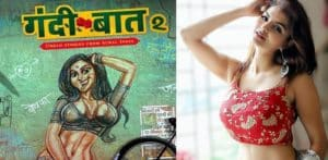 Anveshi Jain shocked at Leak of her Sexual Clip from Gandii Baat 2 f