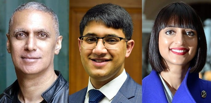 Asians on New Year Honours List 2019 f