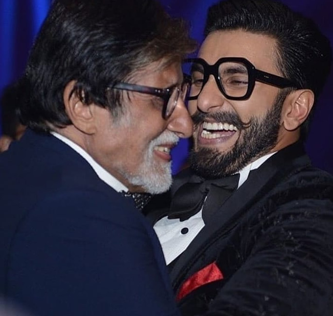 Bachchans groove at Deepika and Ranveer's Bollywood Party - AB Ranveer