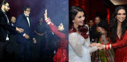 Bachchans groove at Deepika and Ranveer's Bollywood Party