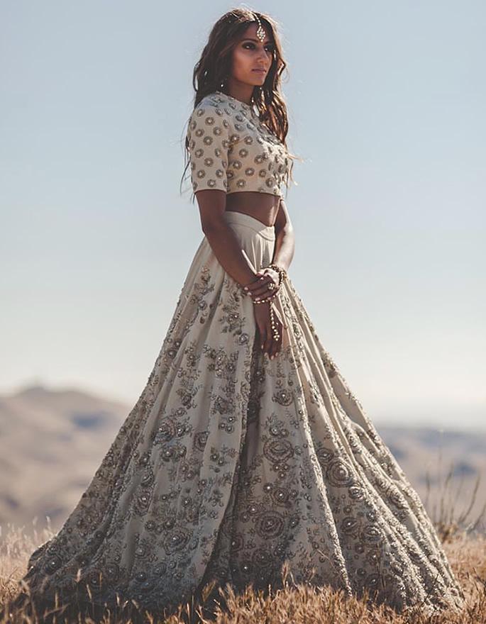 Best Bridal Looks of Sabyasachi - Real-Life Brides - Neha Razak