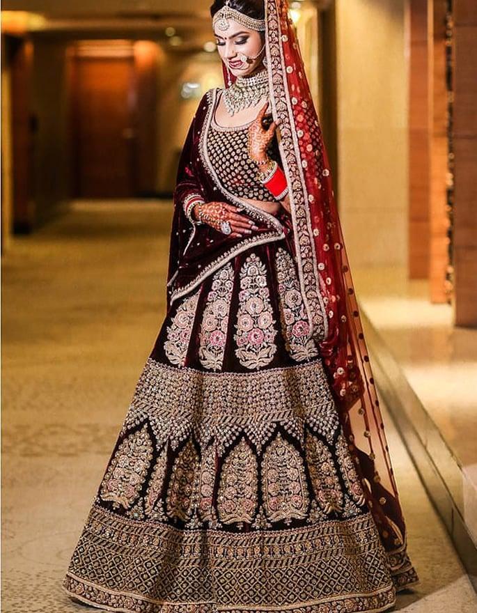 Best Bridal Looks of Sabyasachi - Real-Life Brides - Vinney