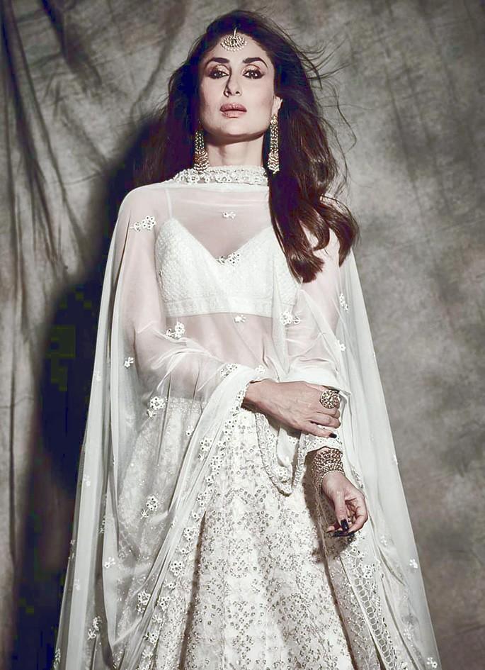 Best Dressed Celebrities at Isha Ambani & Anand Piramal Wedding - Kareena Kapoor
