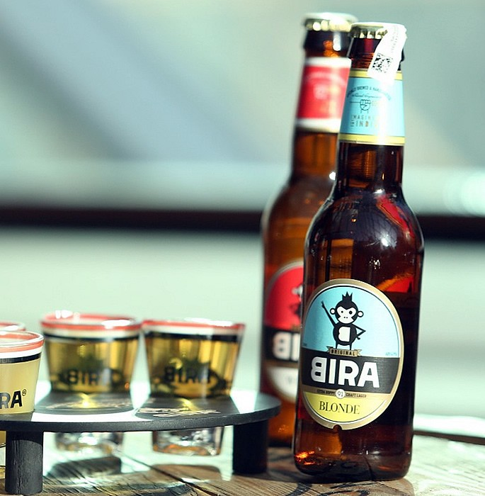Best Indian Beers to Drink on a Trip to India - bira