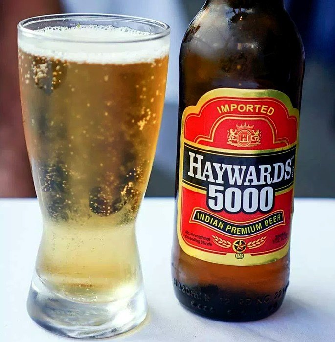 Best Indian Beers to Drink on a Trip to India - haywards
