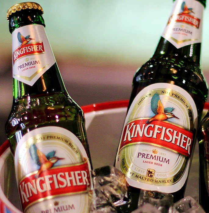 Best Indian Beers to Drink on a Trip to India - kingfisher