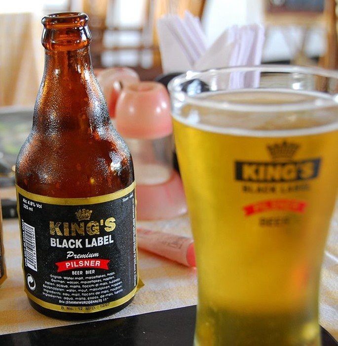 Best Indian Beers to Drink on a Trip to India - kings
